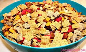 Thanksgiving Trail Mix Autumn Trail Mix Best Trail Mix Ever Clever Housewife