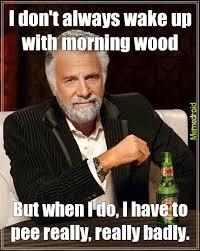Morning Wood Meme - morning wood meme by raynastie memedroid