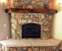 12 decorating rustic fireplace mantels photos