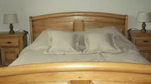 chambre à coucher en chêne massif achetez chambre à coucher quasi neuf annonce vente à flavigny le