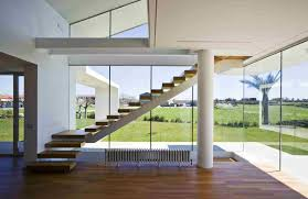 Villa Stairs Design Extraordinary And Flawless House Design Of The Villa T In Italy