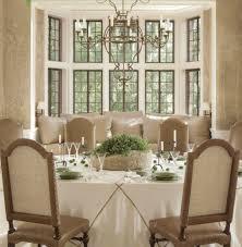 decorations minimalist bay window design in formal dining room