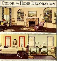 1940 homes interior 1930 s living room decor in 1930 armstrong linoleum ad 1930s room