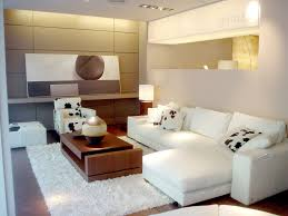 interior house designs photos with adorable white sofa and white