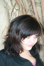 best 25 maroon highlights ideas on pinterest brunette red