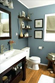 brown and blue bathroom ideas blue bathrooms ideas freetemplate club