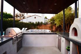 Outdoor Kitchen Pizza Oven Design Outdoor Kitchen Pizza Oven Barbecue