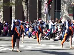 nc novant health thanksgiving day parade vance high