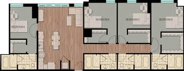 5 Bedroom Floor Plans 2 Story Beautiful 5 Bedroom Floor Plans Mobile Homes To Design Inspiration
