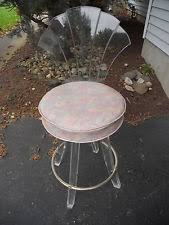Lucite Folding Chairs Vintage Lucite Chairs Ebay