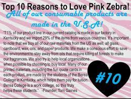 reasons to love pink zebra sprinkles of faith