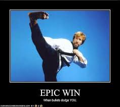 Epic Win Meme - chuck norris win o o by auragirl360 on deviantart