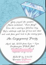 engagement invitation quotes brides helping brides engagement party invite wording liweddings
