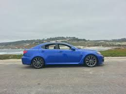 isf lexus jdm ca ultrasonic blue isf clublexus lexus forum discussion