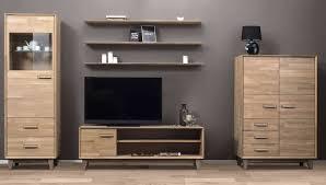 massivholz wohnwand standard numero uno massivholz wohnwand eiche oder kernbuche