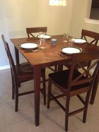 Harvest Kitchen Table by 5ft Long Harvest Leg Table In Ebony And Classic Grey Stain Dale