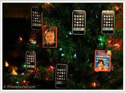 iphone savior iphone ornaments make the season brighter
