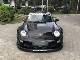 rauh welt porsche 993 1997 porsche 911 carrera 993 rauh welt begriff автогурман