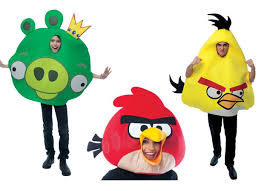 Angry Birds Halloween Costume 5 Popular Halloween Costume Ideas
