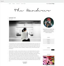 modern and stylist blog template skyandstars co