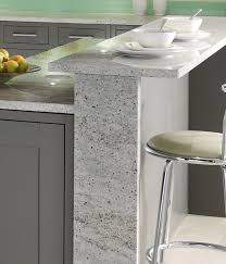 Cost Of Installing Kitchen Cabinets by Granite Countertop Habersham Cabinets Kitchen Slate And Glass