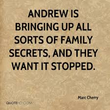 quotes about family quotes about family secrets