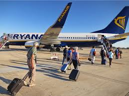 United International Baggage Allowance Ryanair Says Its Passengers Are U0027taking The U0027 By Exploiting