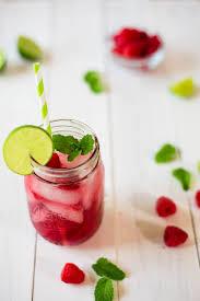 non alcoholic raspberry mojito u2022 a sweet pea chef
