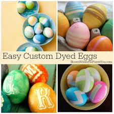 custom easter eggs fabulous easter eggs