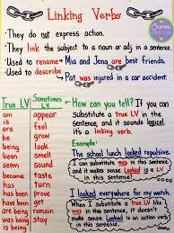 best 25 linking verbs ideas on pinterest verb examples grammar