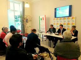 chambre de commerce italienne en ccil on conférence de presse de la chambre de commerce