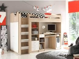 lit superpos bureau lit superpose avec armoire lit mezzanine avec armoire et bureau lit