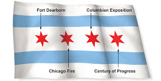Chicago Cubs Flags History Of The Chicago Flag Chicago Tribune
