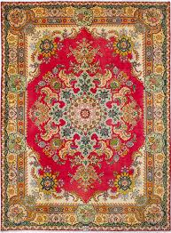 Old Persian Rug by Buy Tabriz Persian Rug 2 U0027 7