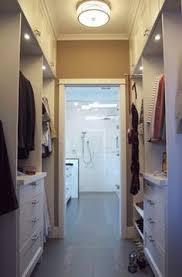 Best  Walk Through Closet Ideas Only On Pinterest Dressing - Bathroom closet designs