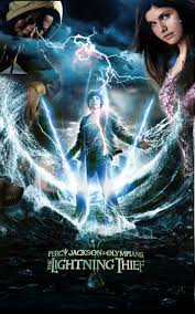 the lighting thief movie percy jackson and lightning thief movie poster 2 percy jackson