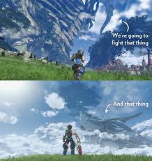 Xenoblade Chronicles Map My Favorite Part About The Xenoblade Chronicles 2 Trailer