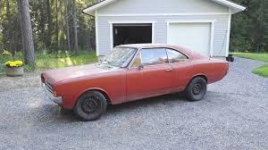 opel rekord v8 coupé 1970 used vehicle nettiauto