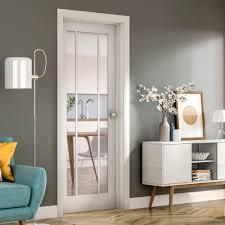 clear glass door clear glass internal doors image collections glass door