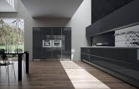 cuisine acrylique cuisine contemporaine en acrylique brillante laquée light