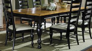 Black Dining Table Black Kitchen Table With Storage Dinettestyle Store For Many More