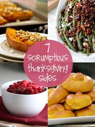 7 tasty thanksgiving side dishes fall