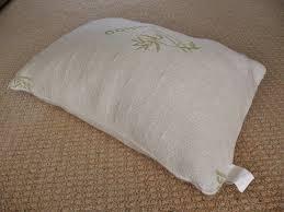 Bamboo Pillow Hotel Comfort Bamboo Pillow Hotel Comfort Hypoallergenic Memory Foam Support 25