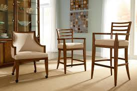 Upholstered Folding Dining Chairs Chair Upholstered Dining Room Chairs With Casters Folding Dining