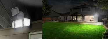 good earth lighting reviews imposing simple backyard flood light good earth lighting inc 3 head