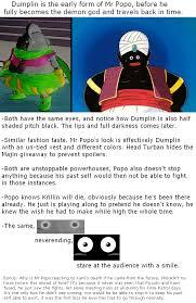 Popo Meme - fan theory dumplin is tfs mr popo from the past now canon