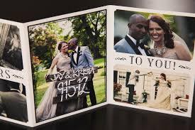 custom wedding photo album 45 custom wedding thank you postcards free greeting
