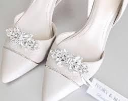 bridal shoes etsy