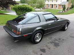 mazda rx7 for sale 1984 mazda rx 7 partsopen