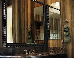 framed bathroom mirrors ideas and framed bathroom mirrors design